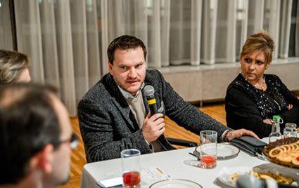Spotkanie Klubu Polskiego Biznesu w Moskwie